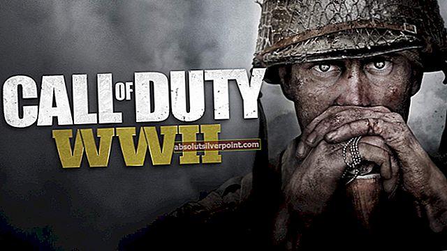 Διόρθωση: Κωδικός σφάλματος Call of Duty WW2 103294