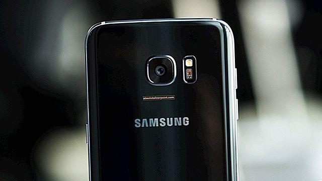 Fix: Behandling af Samsung-konto mislykkedes