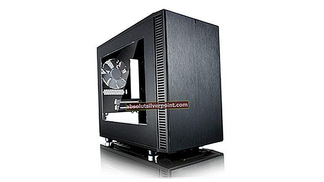 Bedste mindste Mini-ITX-sager at købe i 2020
