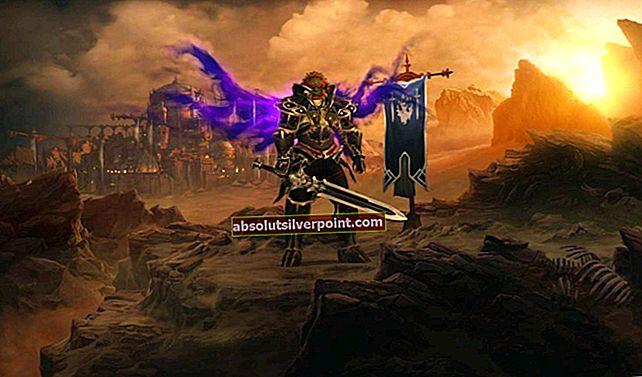 Hvordan fikser jeg Diablo 3 Crashing?