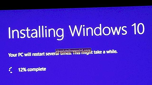 Fix: Windows 10 opdateringsfejl 0x800706be