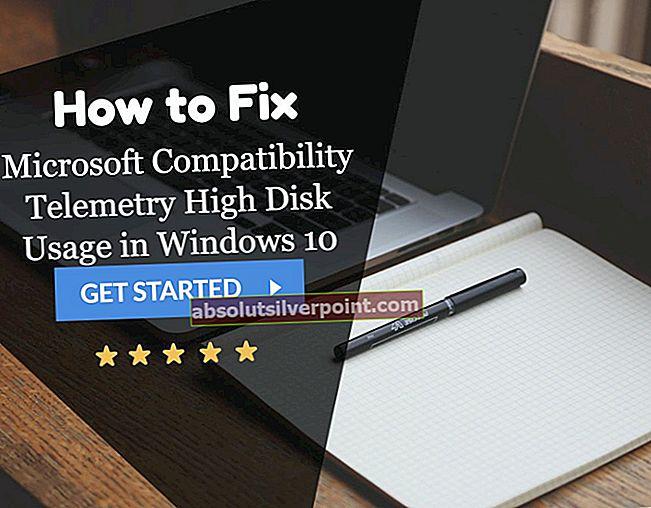Fix: Microsoft Compatibility Telemetry High Disk Usage Windows 10
