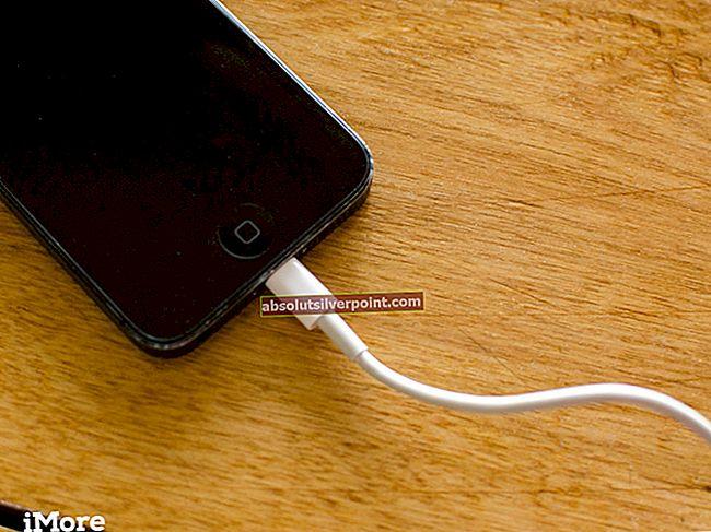 Udskift iPhone 5 / 5s / 5c opladningsport eller dock-stik