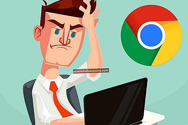 Fix: Chrome-rullepanel forsvinder
