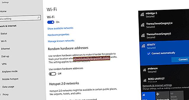 Kuinka muuttaa julkinen verkko yksityiseksi verkoksi Windowsissa