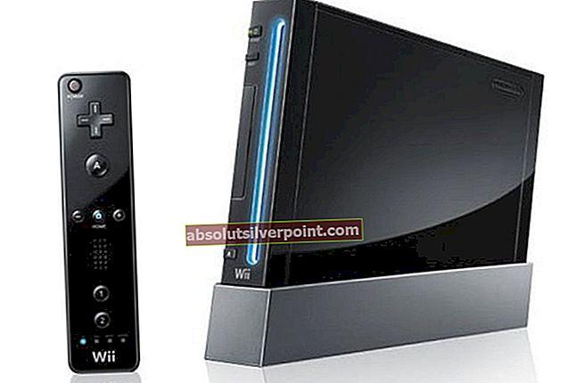 Nintendo Wii tænder ikke