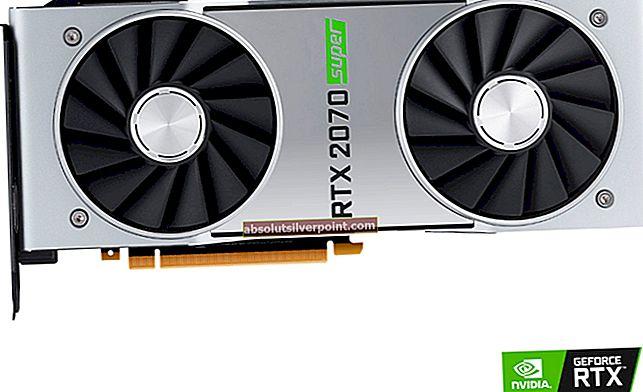 Beste NVIDIA RTX 2070 Super-grafikkort å kjøpe i 2020