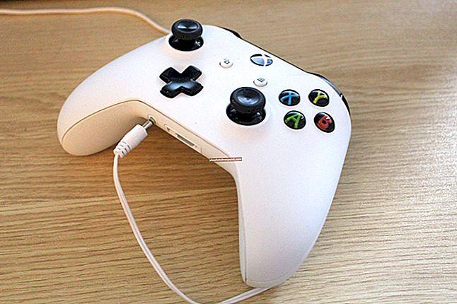 Επιδιόρθωση: Το Xbox One Controller δεν αναγνωρίζει ακουστικά