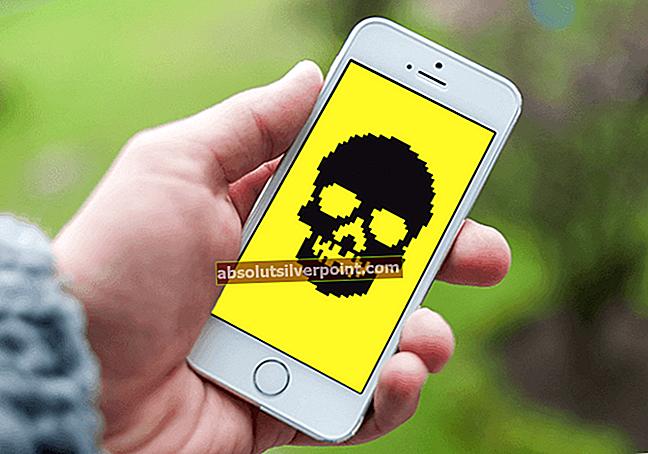 Fix: Fjern FBI Virus fra din iPhone / iPad