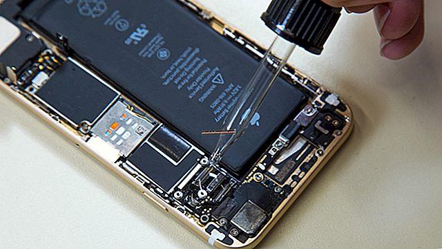 """Oprava: iPhone 4 zobrazuje """"Vyhľadávanie / Žiadna služba"""""""
