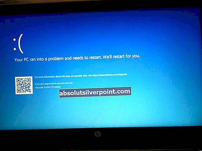 Oprava: Chyba služby Windows Update 0x800706d9