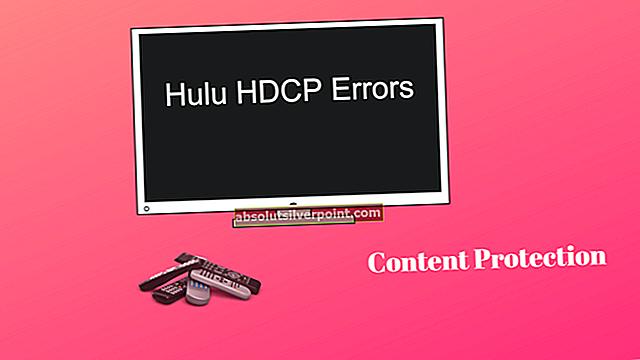 Sådan rettes Hulu fejlkode BYA-403-011