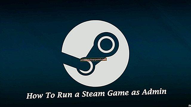 Kuinka suorittaa Steam järjestelmänvalvojana