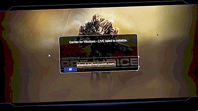 LIVE Gaming på Windows kunne ikke initialiseres? Prøv disse rettelser