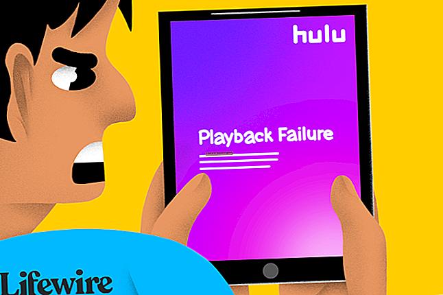 Επιδιόρθωση: Αποτυχία αναπαραγωγής Hulu