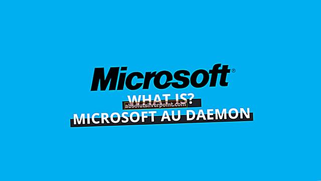 Hvad er Microsoft AU Daemon?