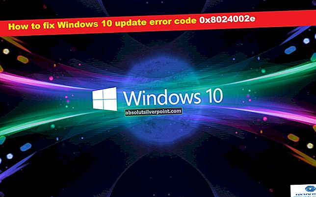Sådan rettes Windows Update fejl 0x8024002E