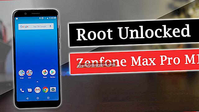 Ako odomknúť a zakoreniť Zenfone Max Pro M1