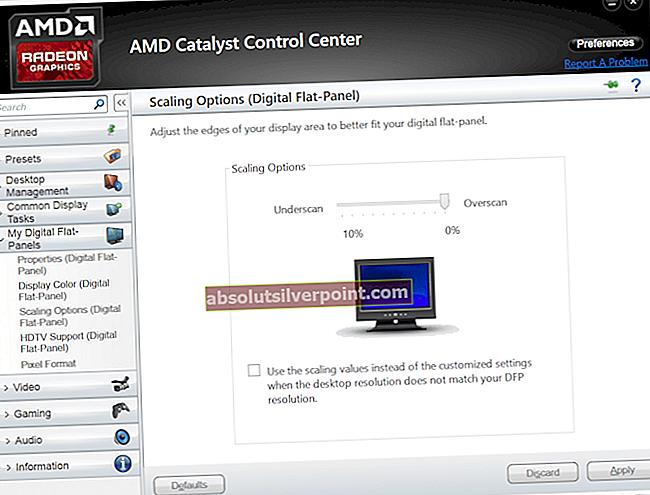 """Čo je """"Ccc.exe"""" v Catalyst Control Center"""