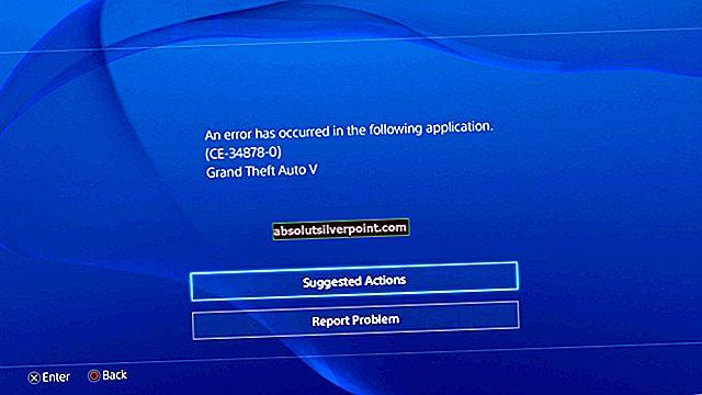 Διόρθωση: Σφάλμα PS4 SU-30746-0