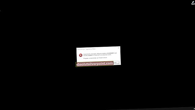 Kuinka korjata tuntematon ohjelmistopoikkeus (0xc06d007e)