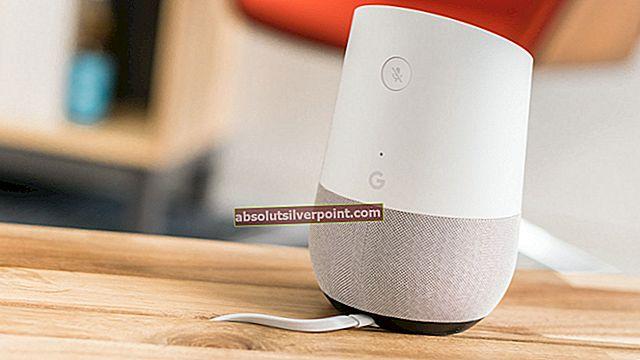 Fix: Google Home holder op med at spille musik