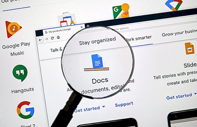 Jak přidat vodoznak do dokumentů Google
