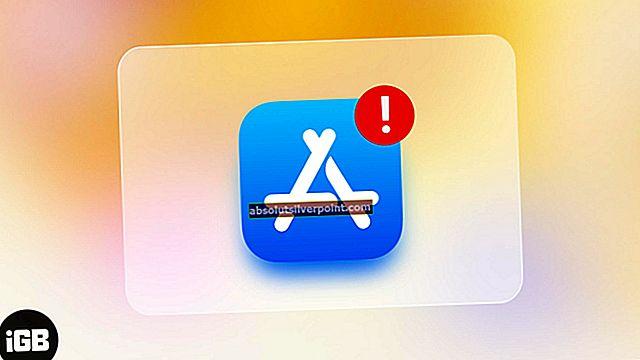Korjaus: Emme pystyneet täyttämään iTunes-myymäläpyyntöäsi