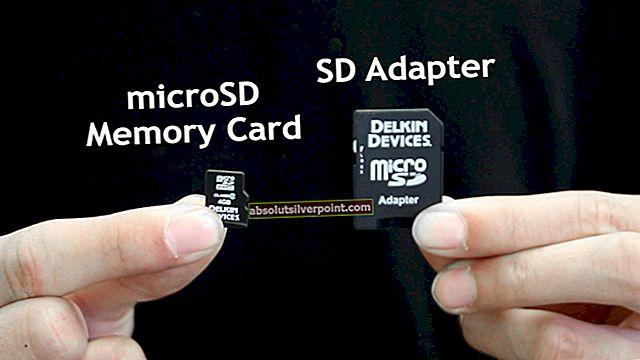 Ako používať SD kartu ako extra RAM v systéme Android