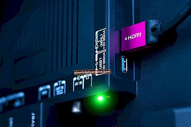 Επιδιόρθωση: Το HDMI δεν εμφανίζεται στις συσκευές αναπαραγωγής