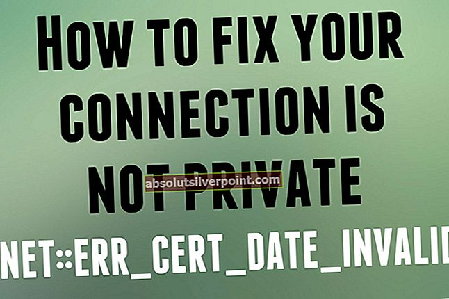 Korjaus: ERR_SOCKET_NOT_CONNECTED