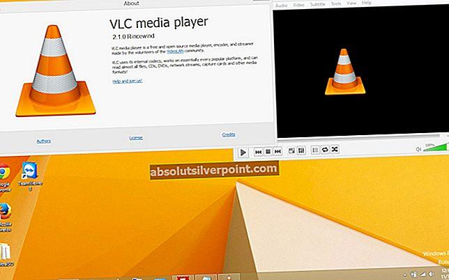 Hvordan afspilles eller gentages en video ved hjælp af VLC Player?