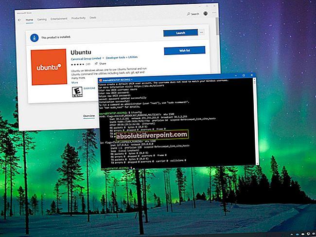 Fix: Windows 10 kunne ikke installeres Feil C1900101-40017