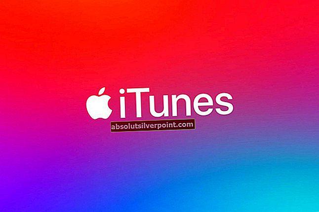 Επιδιόρθωση: Σφάλμα iTunes 7 (σφάλμα Windows 126)