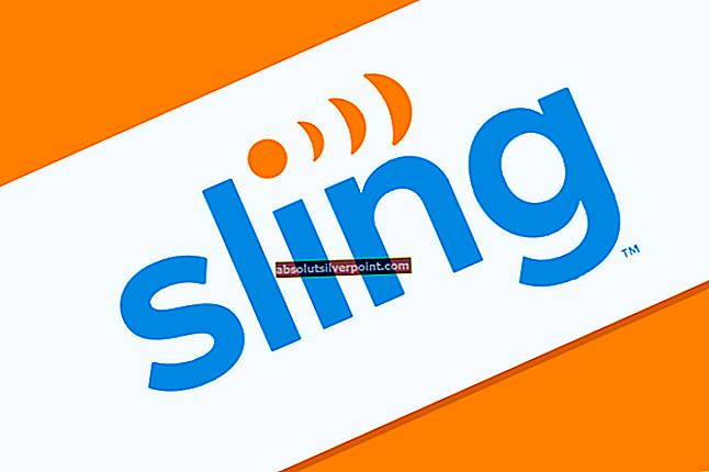 """Ako opraviť """"chybu 10-100"""" na Sling TV?"""