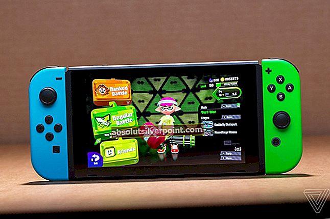 Nintendo 3DS eller 2DS opretter ikke forbindelse til Wifi-fejl '003-1099'