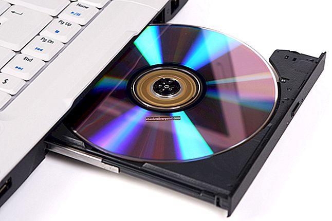 Sådan brændes en Windows 10 ISO-fil til en DVD