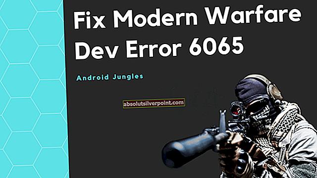Fix: COD Modern Warfare Dev-fejl 6328