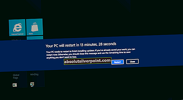 Τρόπος τερματισμού των Windows 10 χωρίς ενημερώσεις