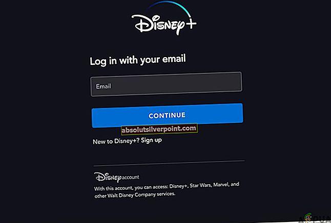 Πώς να επιδιορθώσετε τον κωδικό σφάλματος DisneyPlus 43;
