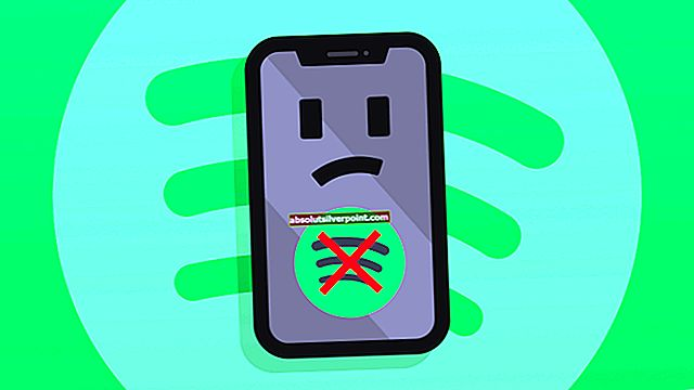 Fix: Spotify-applikationen svarer ikke
