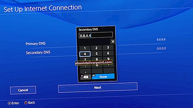 """Ako opraviť chybu PS4 """"Vyskytla sa chyba"""" NP-40831-6"""