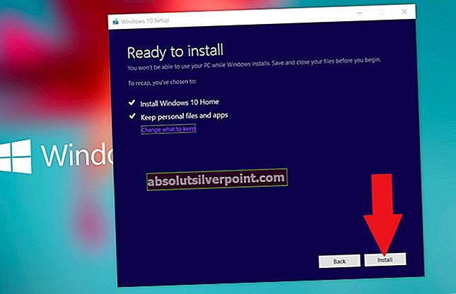 Oprava: Windows 10 Media Creation Tool nelze najít USB