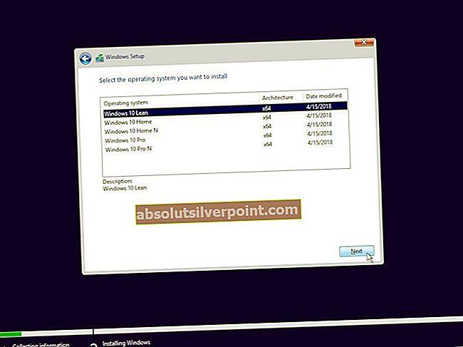 Popravek: V operacijskih sistemih Windows 7, 8 in 10 je v teku še ena namestitev
