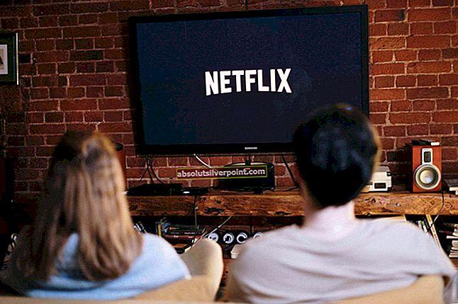 Fix: Netflix Feilkode UI3010