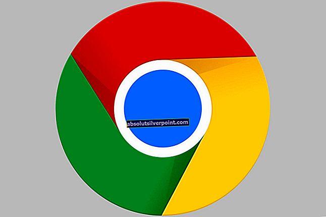 Korriger: Google Chrome tomme eller hvite sider