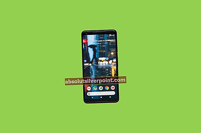 Sådan låser du op og roterer Google Pixel 2