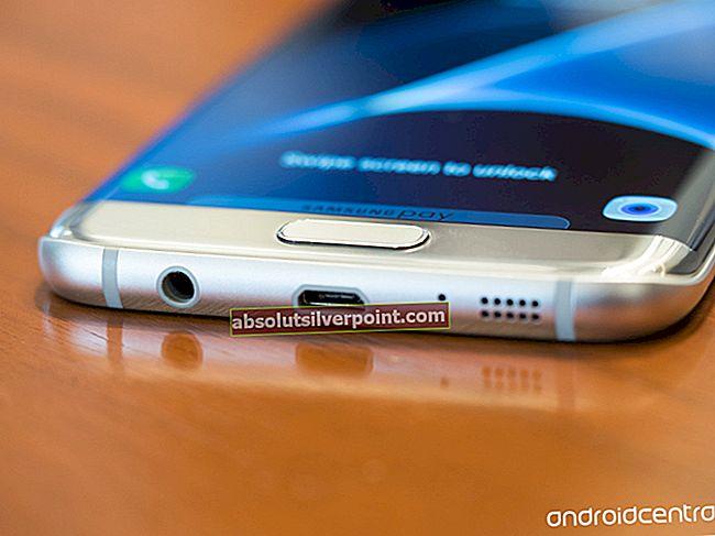 Slik overfører du bilder fra Galaxy S7 til PC