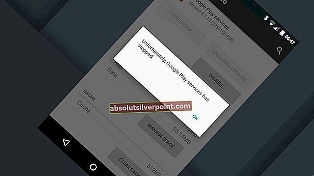 Fix: Dessverre har e-post stoppet
