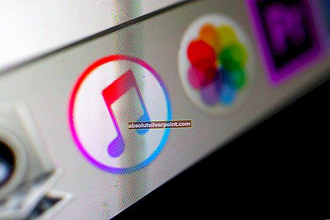 Fix: iTunes Feil 0xE800002D